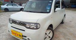 2011 Nissan CUBE 1.5 XTRONIC (A) -TY