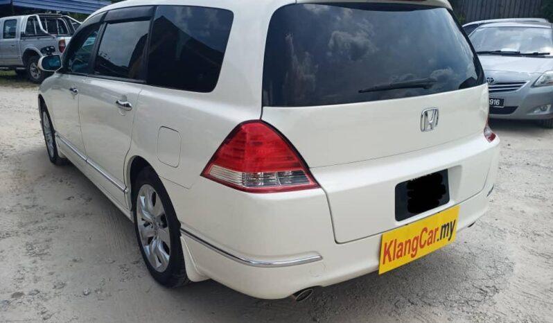 Honda ODYSSEY 2.4 i-VTEC (A) RB1 -TY full