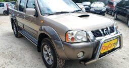 Nissan FRONTIER 2.5 4WD DIESEL TURBO (M) -TY